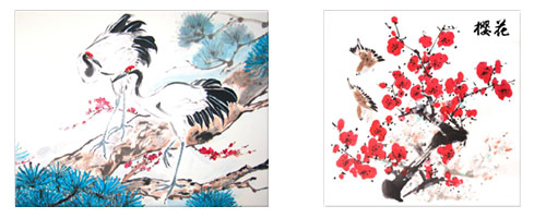 Art Prints on Canvas | Chinese Art