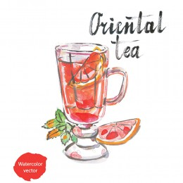 Greetings Card - Food & Drink